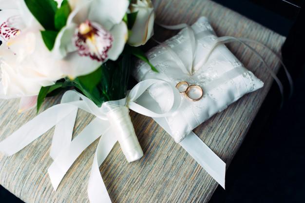 bryllups blomst