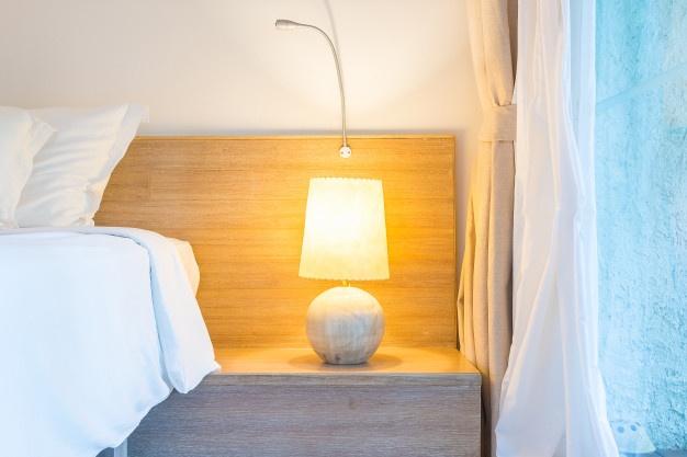 natbordslampe